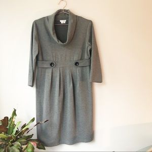 "London Times ""Mad Men""  Cowl Neck Dress. NWOT"